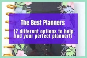 the best planners and organizers